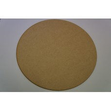 MDF Circle Round 27cm/270 x 3mm - Laser cut wooden shape