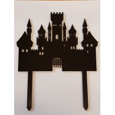 Castle Cake Topper - Acrylic