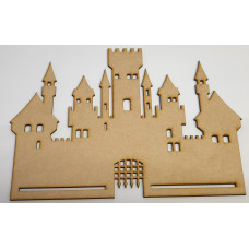 Princess Castle Bow Holder
